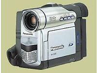 panasonic ds-nv65 camcorder