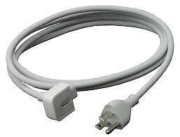 Power Extension Cord 6ft for Apple Macbook (Pro)