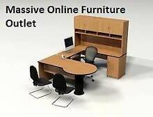 MASSIVE OFFICE FURNITURE WAREHOUSE SALE Smithfield Parramatta Area Preview