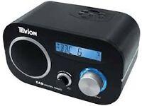 Tevion DAB & FM Radio - Compact DAB radio