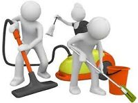 All cleaning work wanted,domestic & commercial