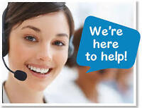 Customer Service Job vacancy - No experience required