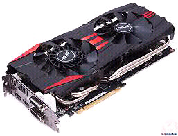 Asus A9 280X video card