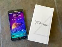 SAMSUNG GALAXY NOTE 4 COMME NEUF