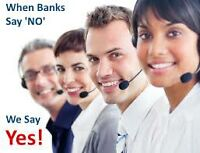 unsecured Line of Credit / Loans minimum requirements