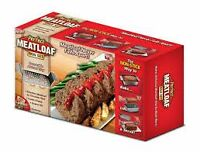 Brand new perfect meatloaf pan set