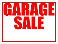 Open House Garage Sale-July4 and 5 from 11:00 am - 4:00 pm