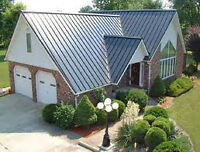 Beautiful Metal Roofing and Siding