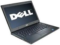 A dell i5 Latitud laptop with wifi for sale.