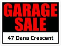 Canada Day Garage Sale - CHEAP prices