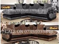 Best selling sofas with free pouffe
