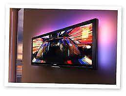 $180 TV WALL MOUNTING **FREE ** BRACKET**  AARON