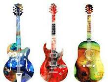 GUITAR LESSONS RIGHT HERE AVAILABLE Bentleigh East Glen Eira Area Preview