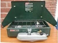 Coleman Duel Fuel Stove Brand New Still Boxed