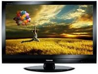 """toshiba 40"""" lcd tv freeview full hd can deliver"""