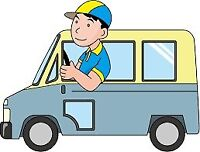 Wednesday Delivery Driver Banff