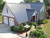 Metal Roof Installations