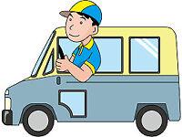 male 58 seeks driving work