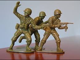 Knight and Soldier Figurines (Complete) London Ontario image 1