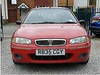 (71000 Miles)-- Rover 200 -- 1.4 Manual 5 Door -- Low Cost Car -- alike vauxhall corsa toyota yaris