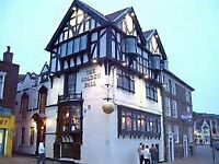 Golden Ball, 31 Sandside, Scarborough - Live in management couple required.
