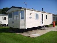 Skegness caravan hire school summer holidays