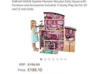 Dolls house brand new in box
