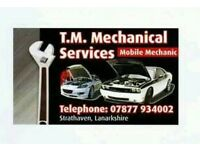 TM mechanical services mobile service