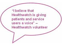 Healthwatch South Gloucestershire Community Outreach Volunteer - Make a difference where you live