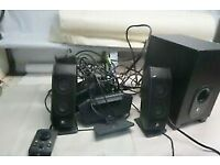 Logitech X-540 5.1 PC Speaker System