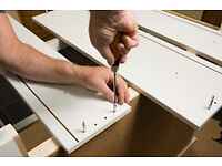 P2 Flat Pack furniture Assembly