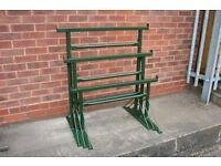 Builders Trestles / Handrail System - K- Scaff Ltd