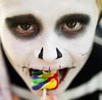 Learn special effects Halloween makeup with SHERIFF PRO.