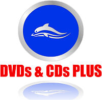 DVDs And CDs Plus