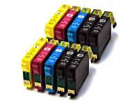 9 XL ink Cartridges for EPSON XP-225 XP-325 XP425 XP422 XP313 XP322 XP413 XP33
