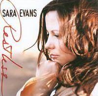 SARA EVANS : RESTLESS (CD) sealed