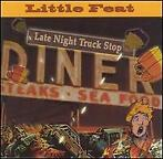 cd - Little Feat - Late Night Truck Stop