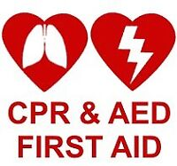 FIRST AID & CPR CLASSES 2018