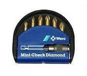 Diamond Screwdriver Bits