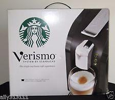 Starbucks Verismo K Fee coffee machine
