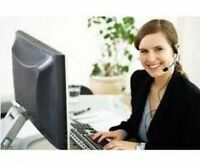 Receptionst/Office Admin Vaughan Area