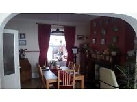 3Bed victorian mid,terrace all double. swap for 2 bed no flats/estates