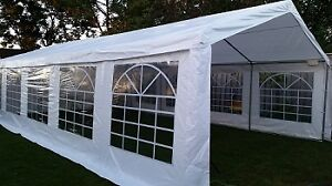 Tents, Canopy,Chairs, Tables food warmers Speakers rent Oakville / Halton Region Toronto (GTA) image 1