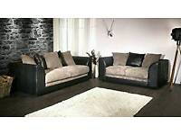 BRAND NEW SOFA CORNER OR 3+2 SEATER AVAILABLE