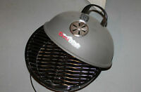 Coors Light Charcoal Grill