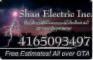 Shan Electric Inc. - Reliable Electrical Service