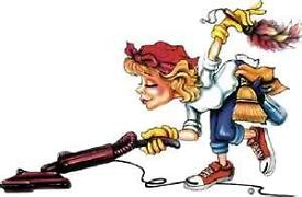 Do you need help with your cleaning??