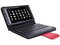 Google Nexus 7 FHD Bluetooth Keyboard Portfolio Case