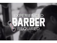Experienced barber required for busy barber shop in Hobs Moat Solihull