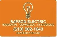RAPSON ELECTRIC - Electrical Contractor - Electrician